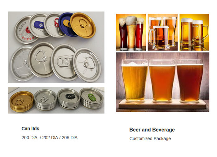 Juice Aluminum Can of Jinan Erjin Import & Export Co. Ltd.