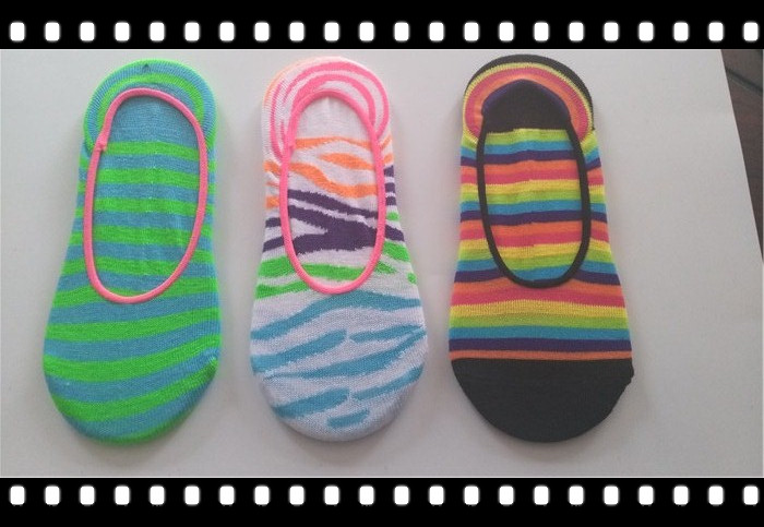 2016 Popular Woman Invisible Cotton Socks Liner Perfect Convered The Feet