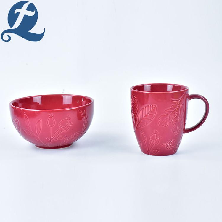 Colorful Ceramic Cup