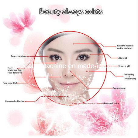 Ultrasound Ultrasonic Body Vibration Massager Beauty Instrument Wrinkle Acne Remover Face Lift Facial Skin Care Device Machine