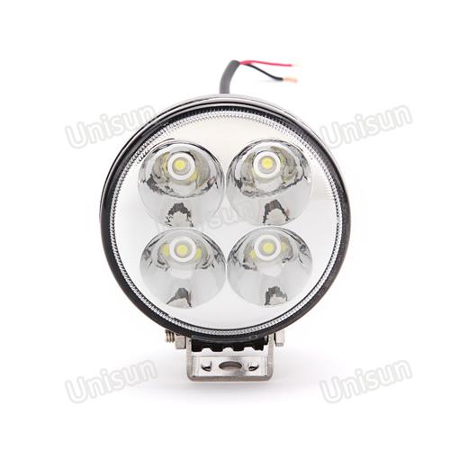 Cheap Auxiliary 12V 3inch 12W LED Car Light
