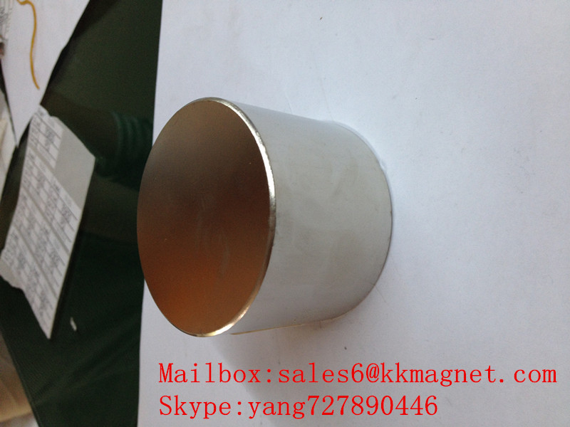 Neodymium Magnet for gas meters: BK-G4, GBS-G4, SGK-G4 70X50mm d70X50mm