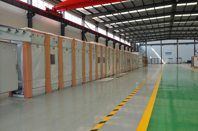 Low Voltage Switchgear for Power Supply