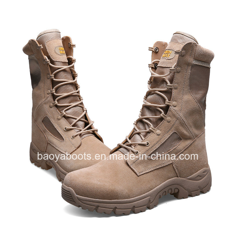 Hot Sell Military Desert Boots Women Tactical Boots (31006)