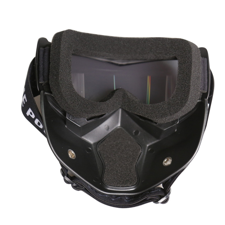 Military Hunting Outdoor Sports Motocross Goggles Mask Fashion Protective Glasses Mask