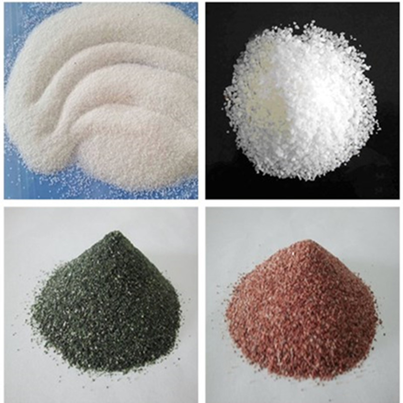 1-2mm Green Silica Sand for Engineered Stone
