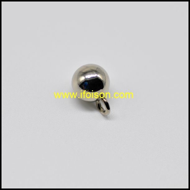 Ball shape Shank Button for Shirt