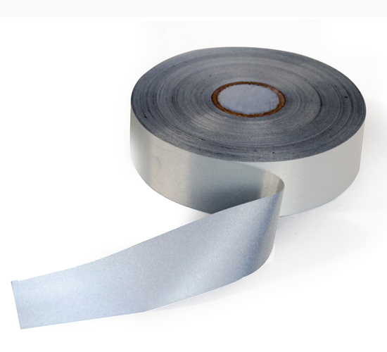Silver Reflective Tape (POL)