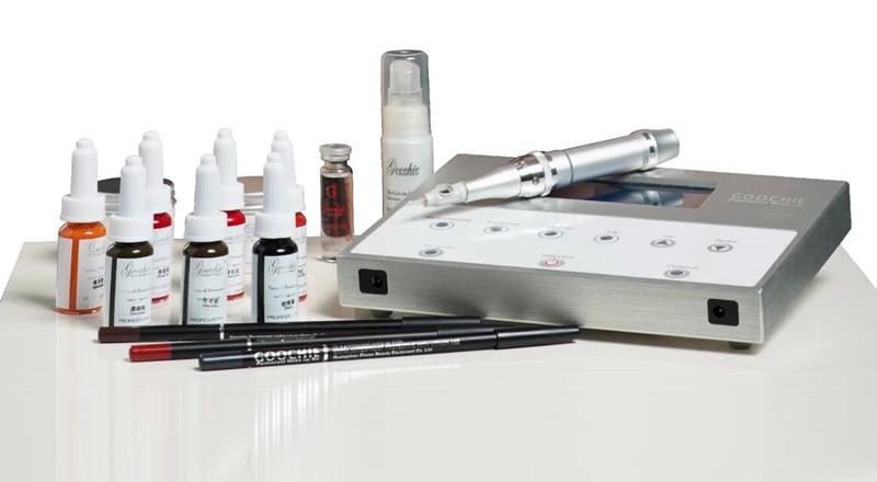 Goochie M8-Lll Digital Intelligent Rotary Control System Permanent Makeup Tattoo Machine