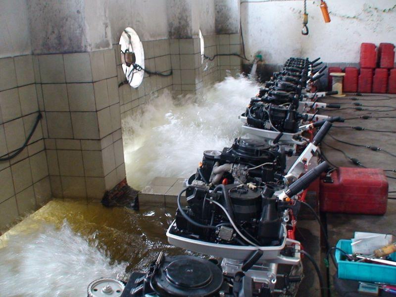 4 Stroke 2.5HP~25HP Outboard Motor (SAIL)