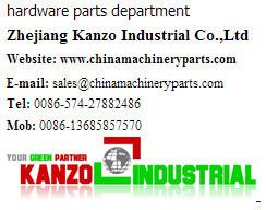 Kanzo China Metal Tube Pipe Cutting Saw Blade