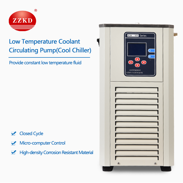 Digital Temperature Controller Cooling Chiller Pump