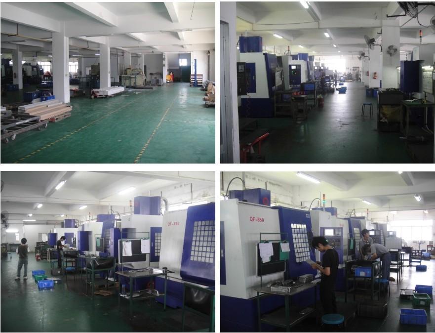 Precision Aluminum Die Casting CNC Machining