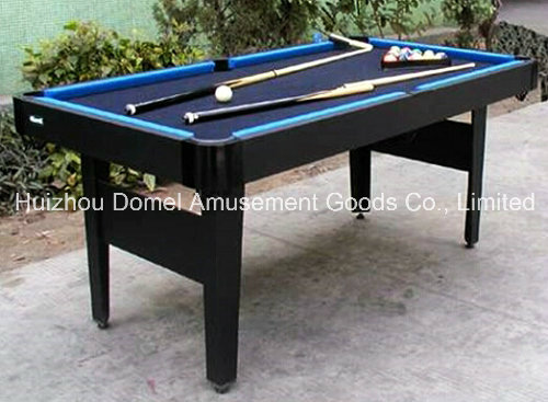 6ft Household Billiard Table (DBT6B06)