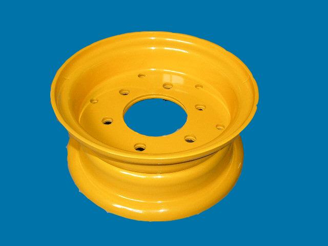 Supply Forklift Tyre Rim, Split Rim, Steel Wheel Rim