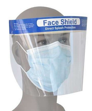 Disposalbe Safety Face Shield