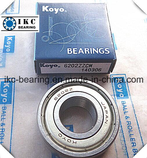 for Toyota, KIA, Hyundai, Nissan Auto Part Bearing 6200-2RS, 6200zz, 6200 Zz C3 in Koyo NSK NTN
