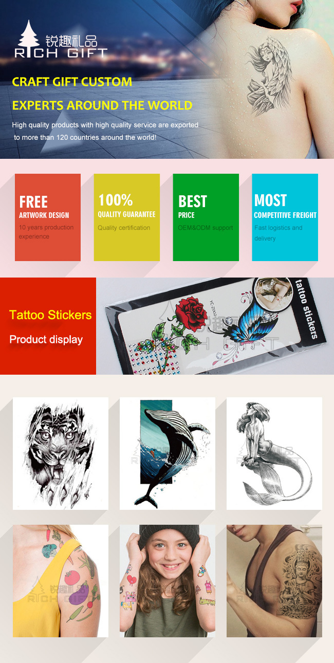 Factory Wholesale Customized Design Hot 3D Gold Silver Diamond Jewelry Art Sticker Eye Nails Metallic Temporary Body Water Proof Transfer Tattoo Sticker Paper