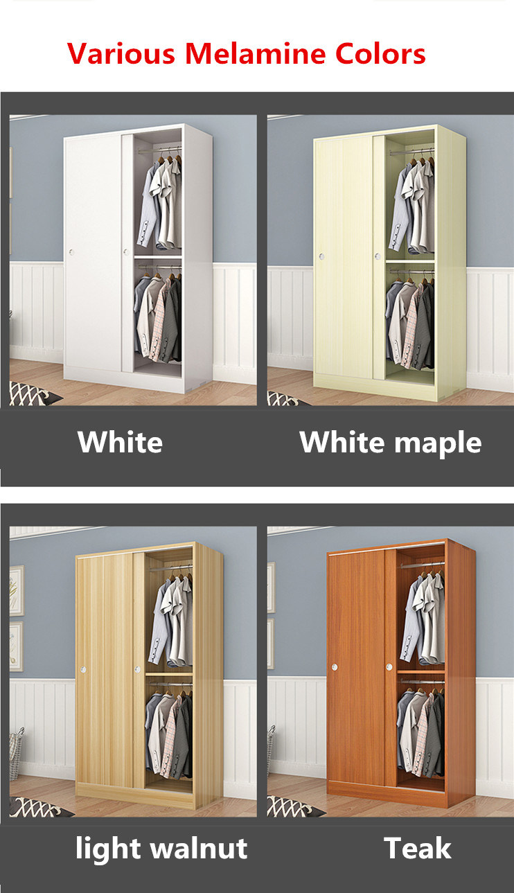 Teak, Maple, Walnut, Cherry, Beech Panel Furniture Wardrobe Closet