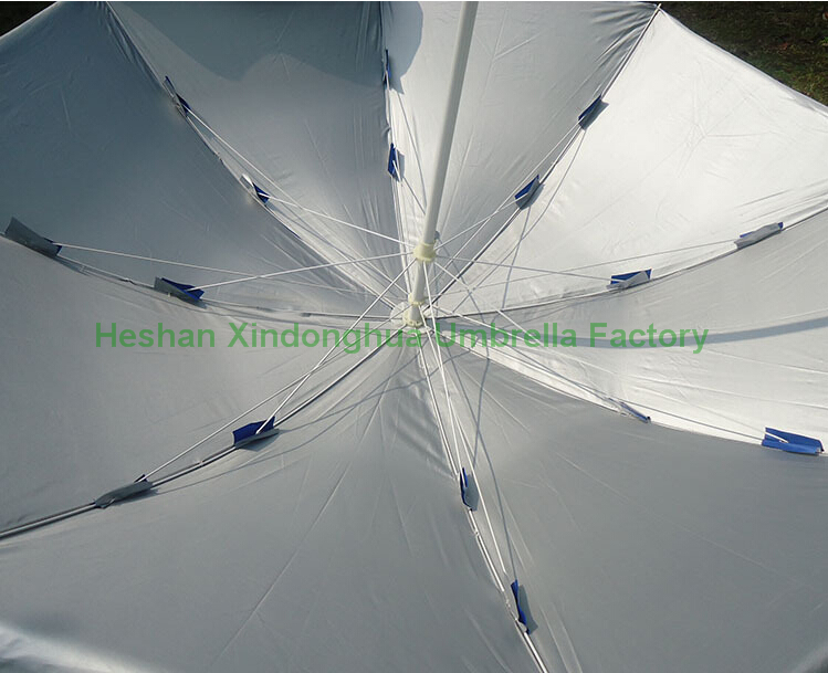 2m Outdoor Sun Beach Umbrella with UV Coating for Display (BU-0040)