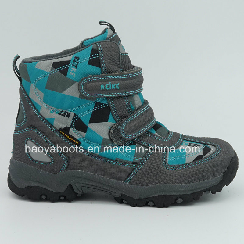 Children Outdoor Footwear Sports Hiking Shoes Waterproof