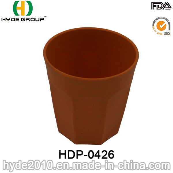 BPA Free Heat-Resistant Bamboo Fiber Cup (HDP-0426)