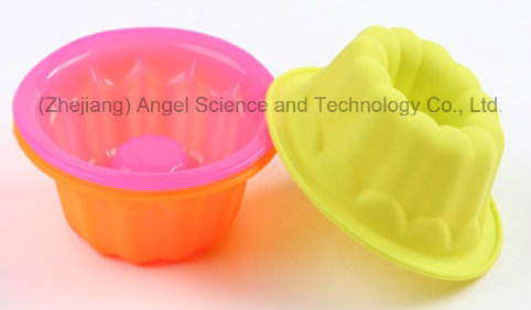 Small Pumpkin Silicone Cake Mould Silicone Cake Baking Pan Sc04