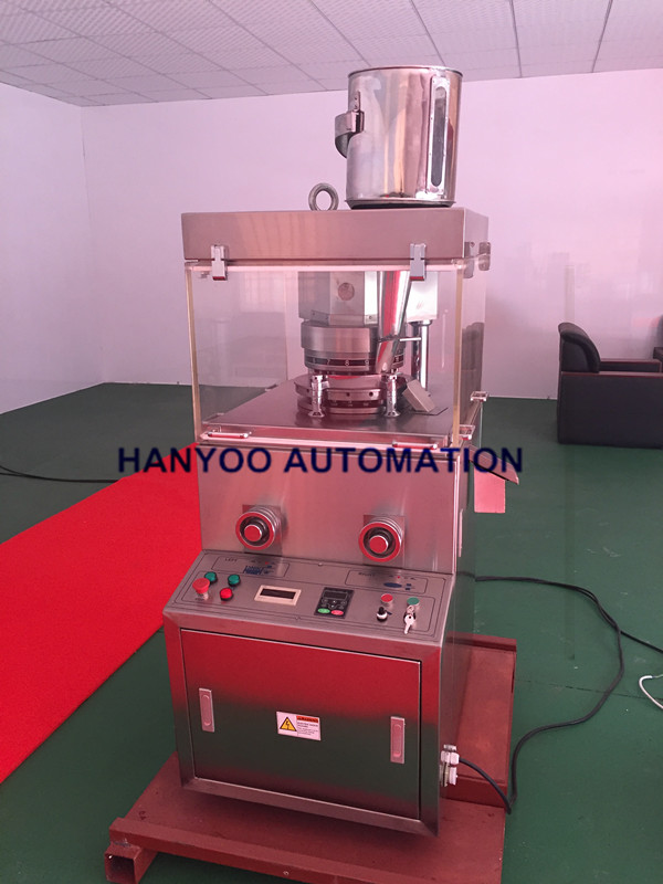 Zp-17D Automatic Rotary Tablet Pill Compression Machine