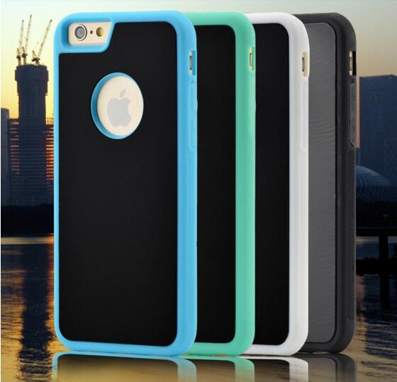 Anti-Gravity Selfie Case Cover Magical Nano Sticky for Apple iPhone 7/ 6 / 6s 4.7inch