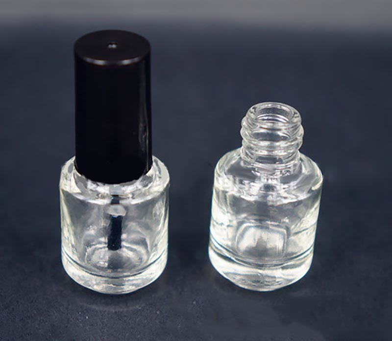 Glass Nail Polish Bottle for Cosmetic (NBG21)