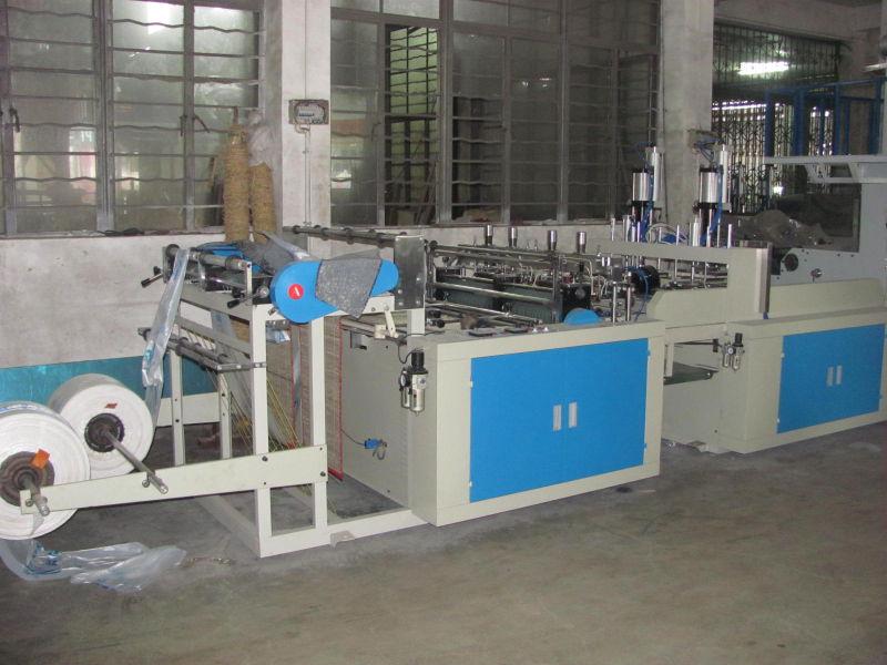 Full Automatic T-Shirt Bag Making Machine