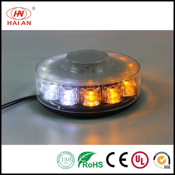 High Power LED Beacon Light/Amber LED Rotating Beacon Light/Magnet Cigarette Flashing Beacon Light Warning Strobe Beacon LED Vehicle Warning Light