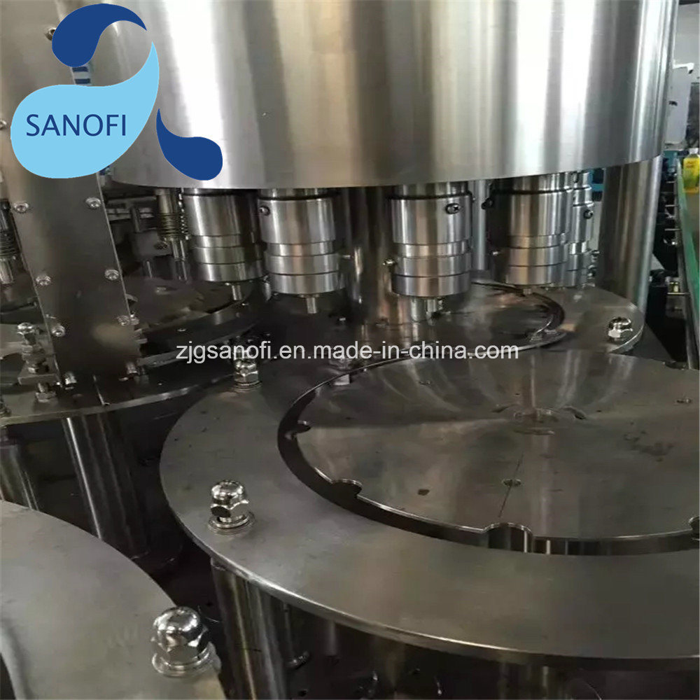 12-12-6 Plastic Pure/ Mineral/ Spring Water Bottle 3in1 Filling Equipment