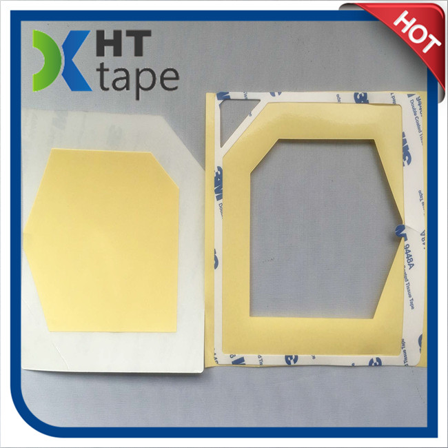 3m 9448A Double Side Adhesive Tape 1mm 2mm 3mm 5mm 6mm 8mm 10mm 12mm 15mm 20mm 30mm for LCD Touch Panel Bonding