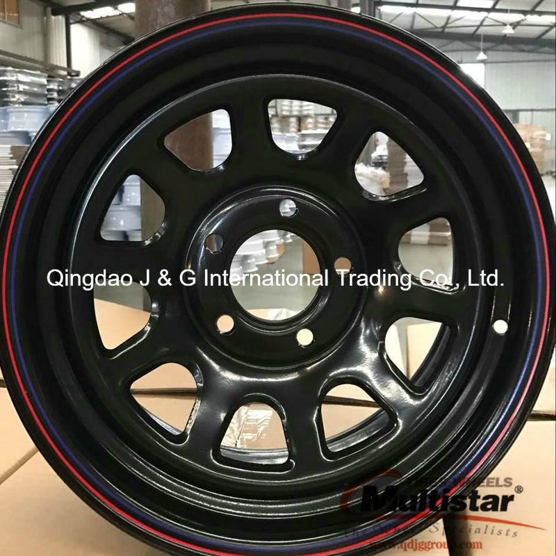 Daytonal Wheel 4X4 Wheel Trailer Wheel America Small Trailer Wheel
