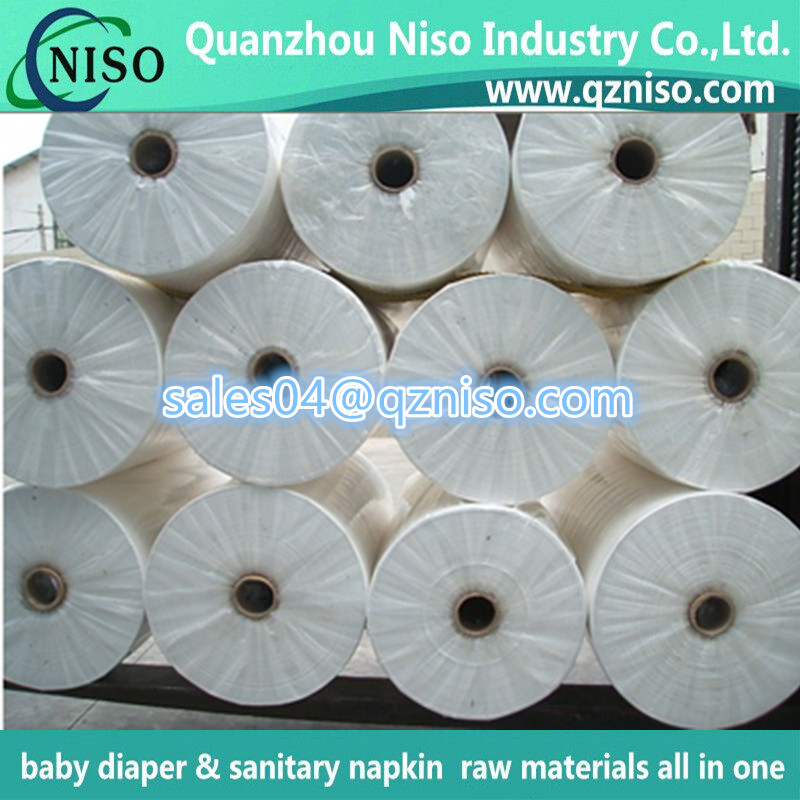 Soft SSS Non Woven Fabrics for Baby Diapers