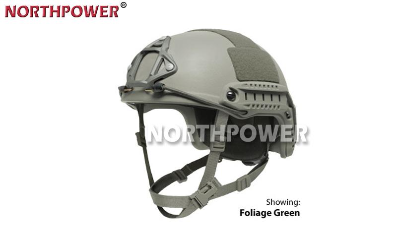 Fast Helmet Side Rail