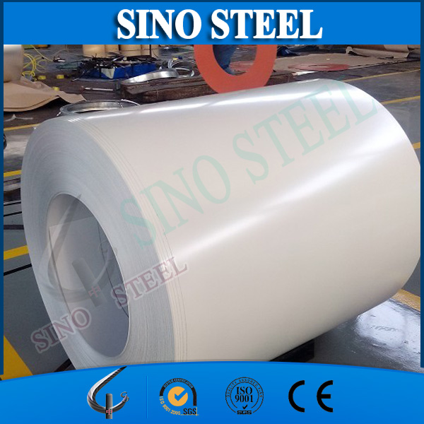Z40 Color Coated Galvanized Steel Coil PPGI for Roof