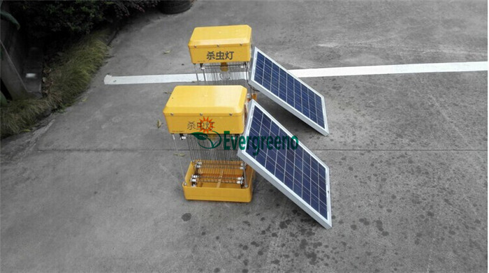 Waterproof Solar Mosquito Lamp Solar Insecticide Lamp