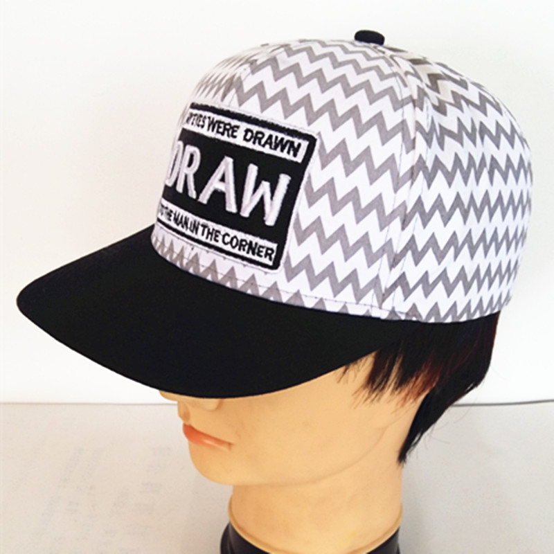 Hip-Hop Fashion Hat Minimum OEM City Sport Cap