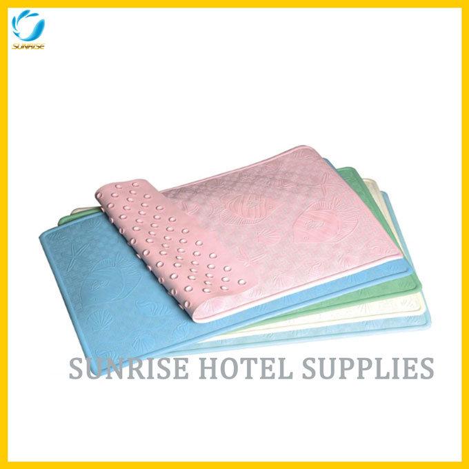 New Arrival Lovely Design Anti-Slip Bath Mat