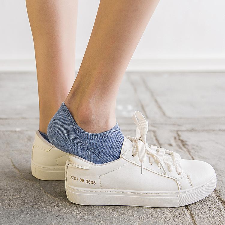 invisible boat women socks