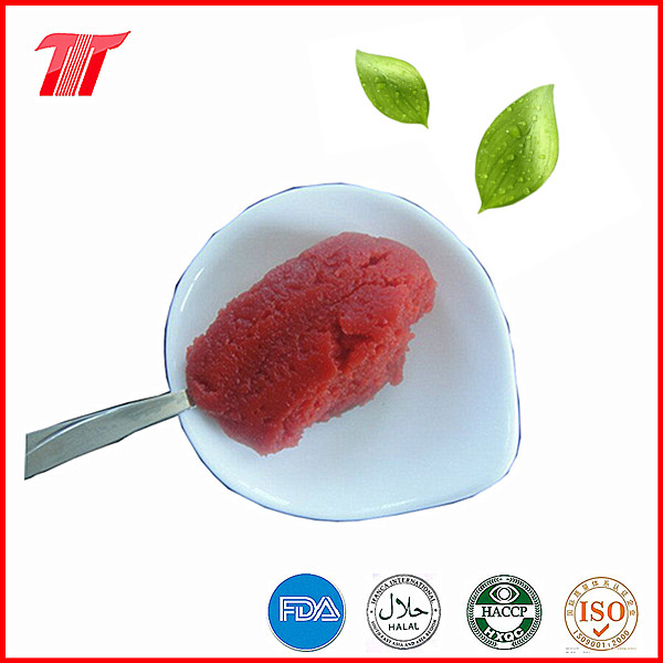 Fine Tom Canned Tomato Paste of 70g, 210g and 400g