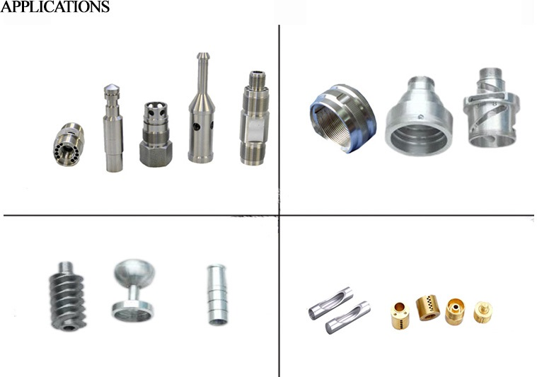 Yixing Bx42 High Precision 4 Axis CNC Lathe Machine Tools Mitsubishi M70b