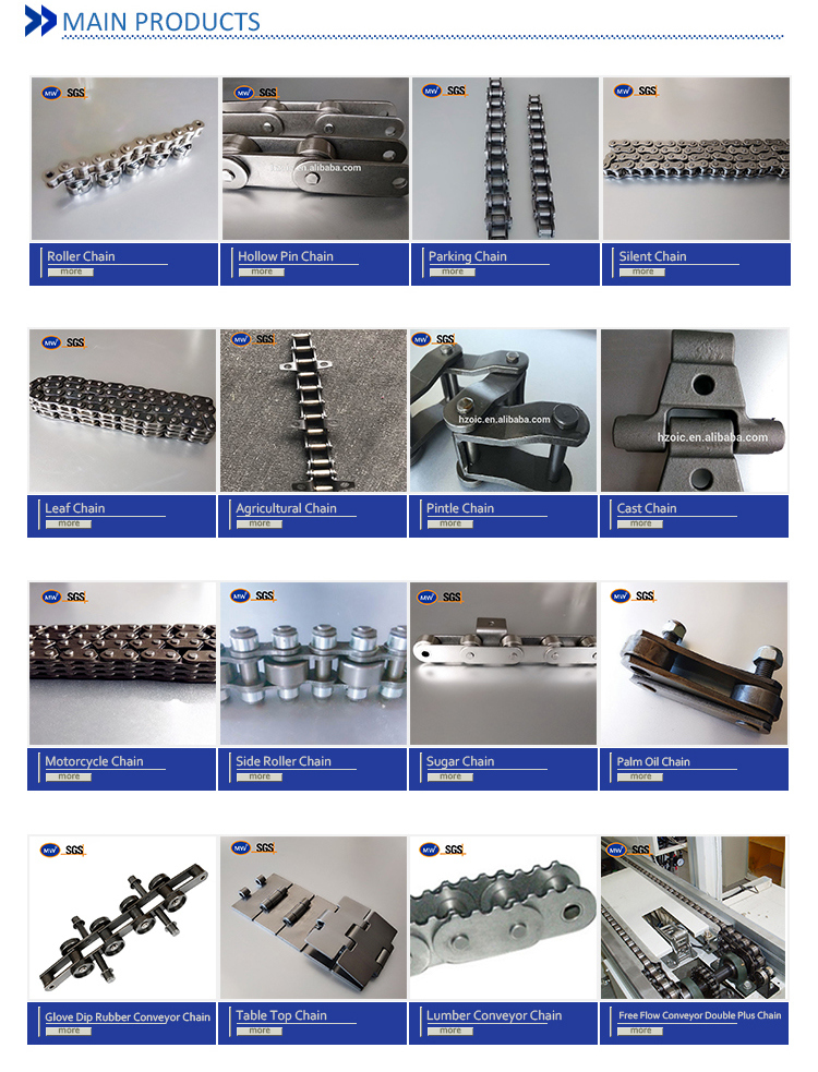 Professional Standard ANSI 140 Roller Chain for Comveyor