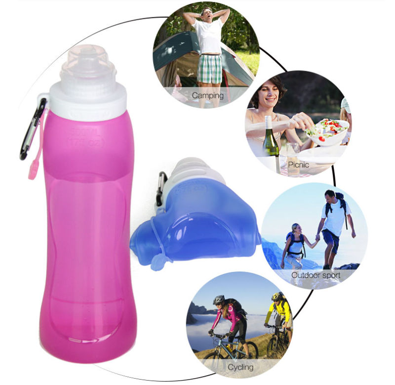 Sports Bicycle Water Bottle (HBT-011)