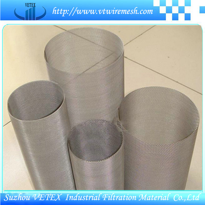Stainless Steel 304L Filter Cylinder
