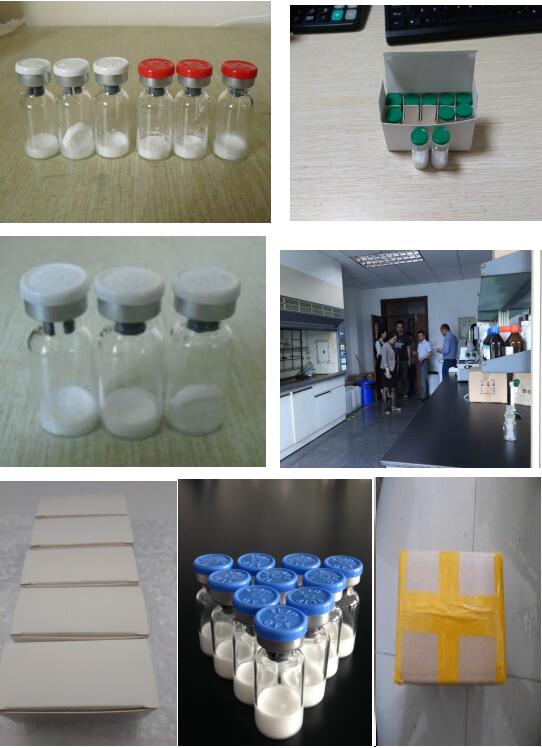 Pharmaceutical Peptide Loss Weight Gh 191 for Bodybuilding 2mg/Vial