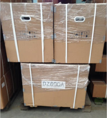 Single Chamber Automatic Vacuum Machine for Food Packing