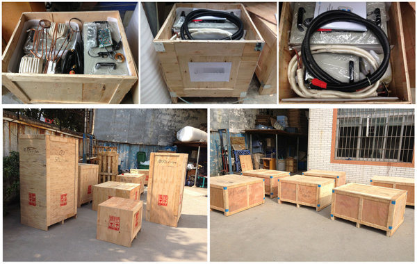 Environmental Full Solid State Induction Heating Machinery (JL-60)